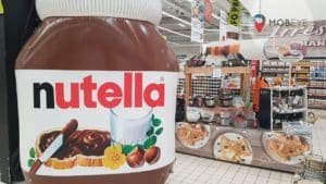 PLV Nutella